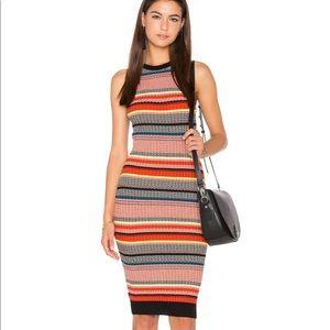NWT ASTR The Label Barcelona Dress